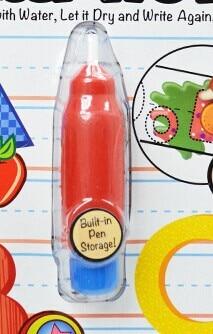 Free Shipping Pen Water Wow Bundle Animals Aqua Doodle Magic Pen Water