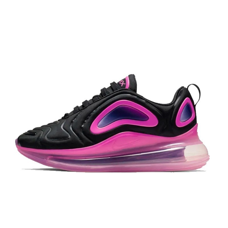 bas prix c5d7f dbb66 US $67.89 69% OFF|Nike Air Max 720 Original Woman Running Shoes Air 720  Cushion Sports Comfortable Outdoor Sports Sneakers Women#AR9293-in Running  ...