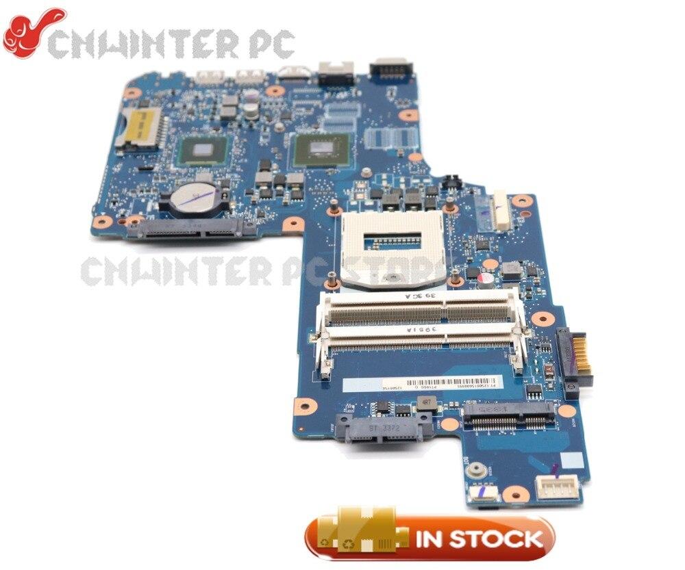 NOKOTION PT10SG DSC MO REV 2.0 H000062960 Pour Toshiba Satellite C50 Ordinateur Portable Carte Mère Socket PGA 947 HM86 DDR3 GT710M GPU