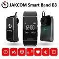 JAKCOM B3 Pulseira Inteligente fone de Ouvido Bluetooth Rastreador De Fitness Pulseira Smartband OLED Monitor De Freqüência Cardíaca Para Android 4.4 iOS 7.0
