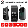 JAKCOM B3 Smart Bracelet Bluetooth Headset Fitness Tracker Bracelet OLED Smartband Heart Rate Monitor For Android 4.4 iOS 7.0