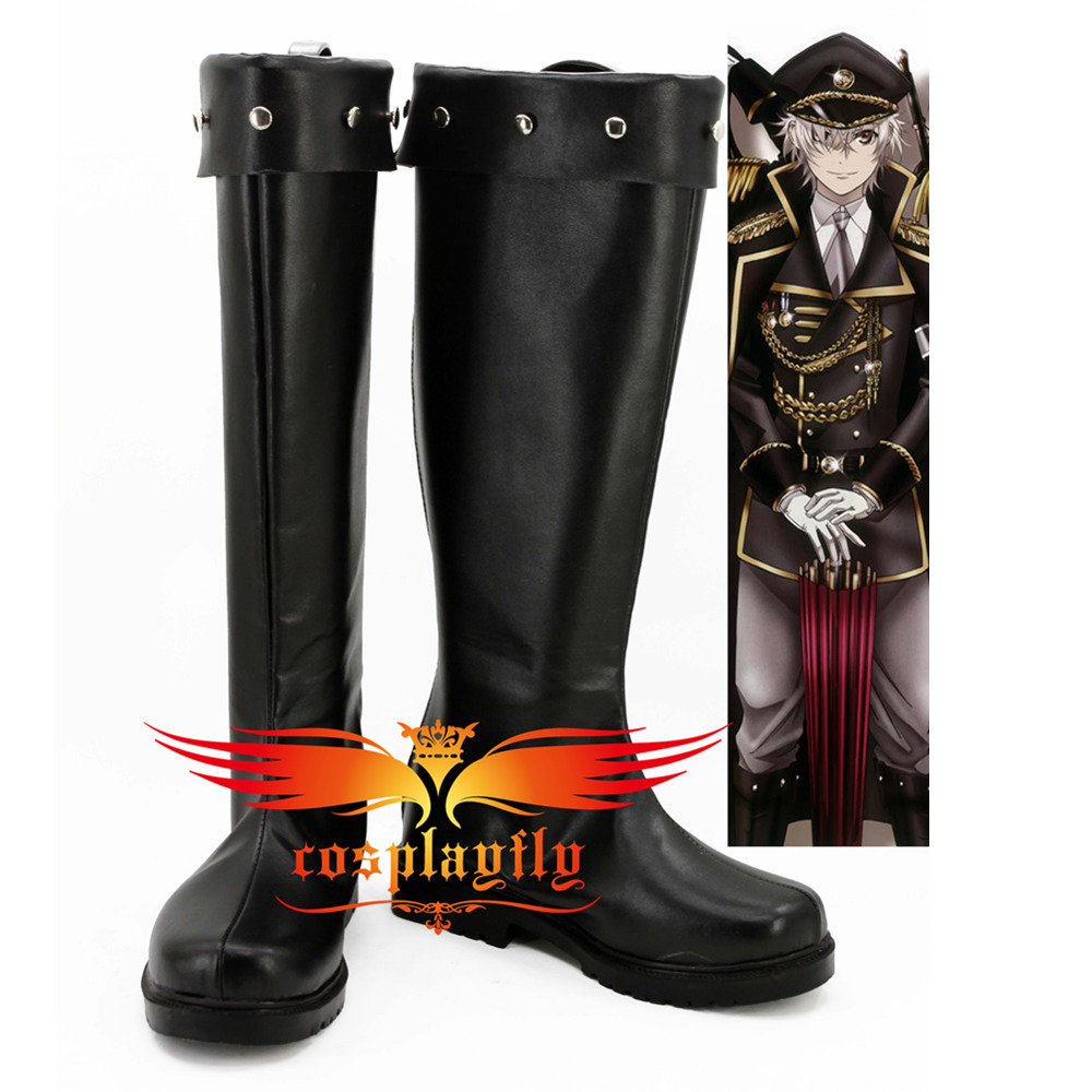 K Anime Return Of Kings Isana Yashiro Cosplay Shoes Boots For Costume Adult Halloween Carnival Christmas