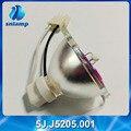 Lámpara Del Proyector Del reemplazo Bombilla 5J. J5205.001 para Benq MS500 MS500 MX501 MX501-V + MS500-V TX501 MS500P ect