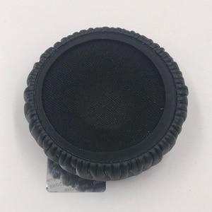 Image 3 - 1คู่หูหนังแผ่นเปลี่ยนสำหรับAKG K450 K420 K430 K451 Q460 K480หูฟังไร้สายบลูทูธ50มิลลิเมตรหูสากลแผ่น