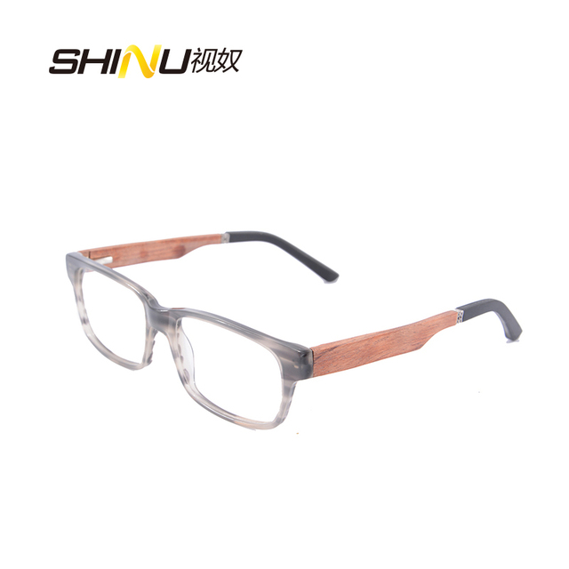 Retro Vintage Optical Glasses Frame Women Men Brand Designer ...