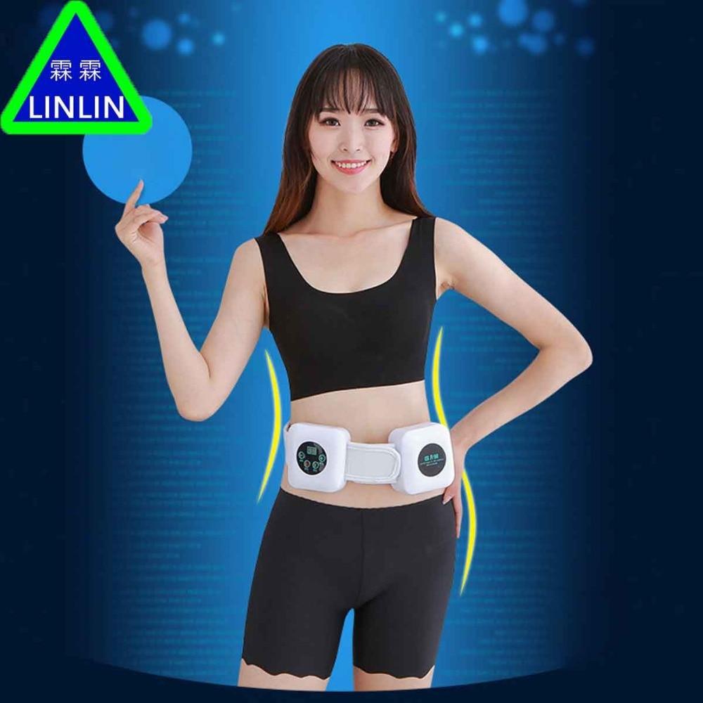 LINLIN machine à jeter les graisses séparée machine à bavarder ceinture de massage électronique-in Outils soin du visage from Beauté & Santé    1