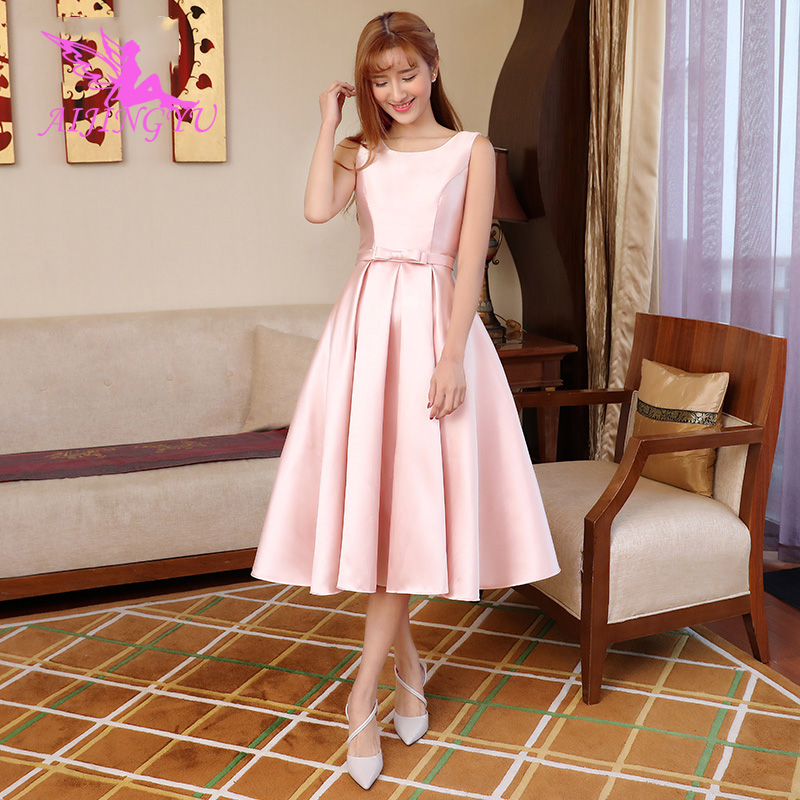 AIJINGYU 2018 Fashion Elegant Dress Women For Wedding Party Bridesmaid Dresses