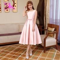 AIJINGYU 2018 fashion elegant dress women for wedding party bridesmaid dresses