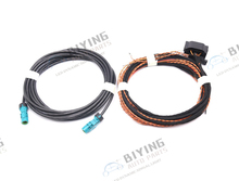 FOR Audi A6 A7 A8 A5 Night Version System Upgrade Adapter cable Wiring Harness cables