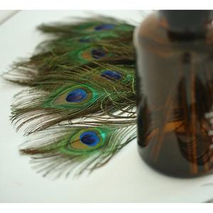 "Image 5 - נוצת טווס טבעית באיכות גבוהה 20 40 ס""מ אבזרי צילום DIY מלאכות קישוט נוצות לצילום סטודיו אבזרים"