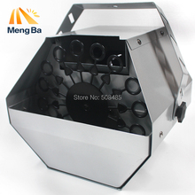 Mini Bubble Machine Remote Control Stage Effect Machine christmas decorations for home wedding  special effect equipment