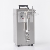 High Accuracy Mini Liquid Filling Machine For 0 2 10 Ml 220V 110V