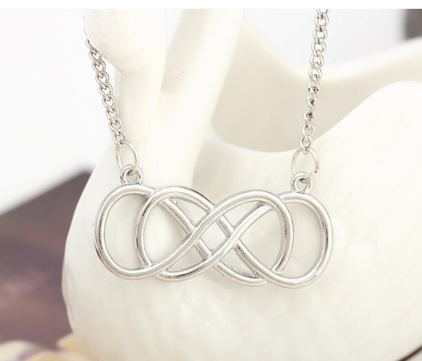 Eternity Infinity Necklace