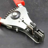1pcs Automatic Cable Wire Stripper Stripping Crimper Crimping Plier Cutter Tool Diagonal Cutting Pliers