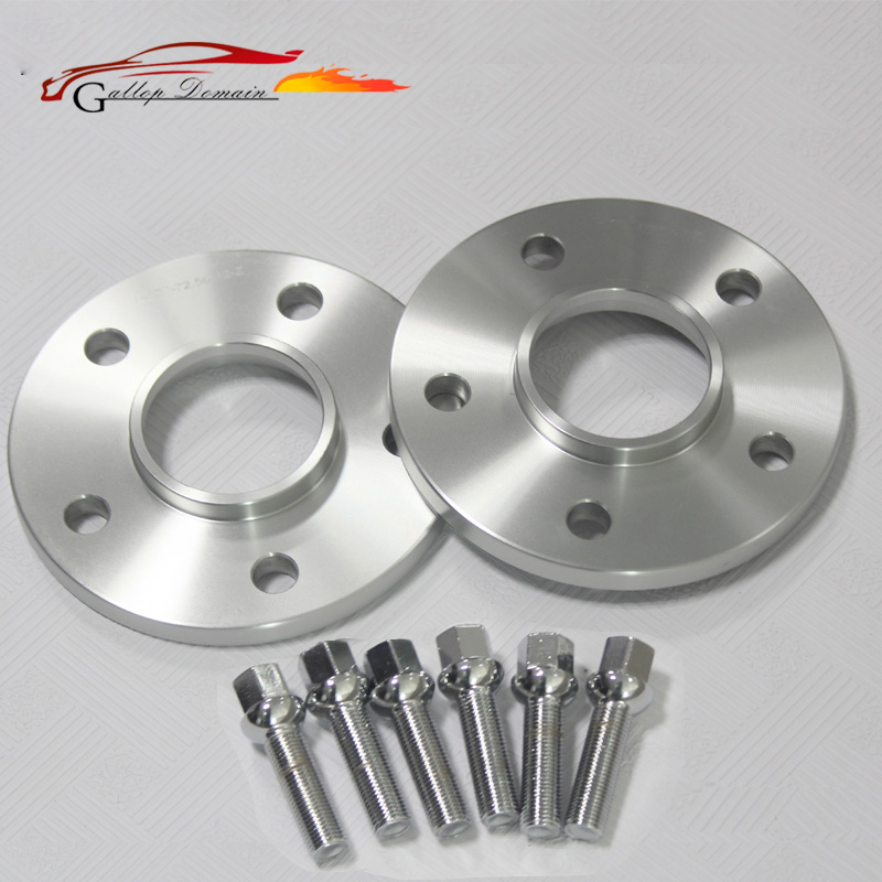 2PC Wheel Spacers 12/15/20mm 5x112 center bore 66.5 spacer suit for Benz W201/W168/CL203/S202/A124/CL203/C124/S124/W126/C126 414