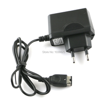 10pcs/lot Home Wall Travel Charger AC Adapter For Nintendo DS NDS GBA sp Gameboy Advance SP