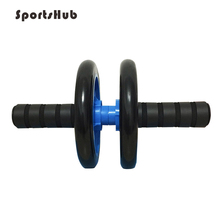 SPORTSHUB Abdominal Wheel Ab Rollers For Home Exercise Gym Equipment Waist Workout Fitness Roller EF0035