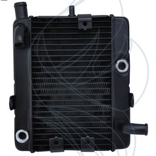 For YAMAHA YP250 YP 250 Motorcycle Aluminum Cooler Cooling Replacement Radiator Hot Selling
