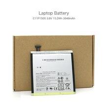 100% Authentic three.8V 15.2Wh 3948mAh C11P1505 Laptop computer Battery for Asus ZenPad eight.zero Z380KL P024 Z380C P022 Z380CX Pill