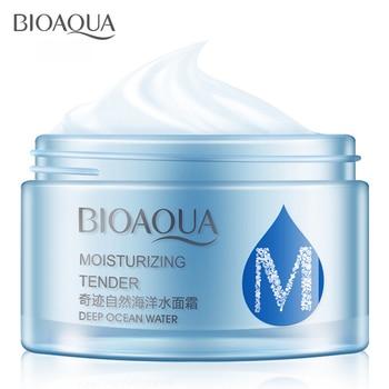 20bottle BIOAQUA Ocean Water  Frost Emulsion Cosmetics Moisturizing Face Cream Skin Care Beauty Health Day Night Cream Base