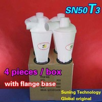 Cyclone SN50T3 Third Generation Turbocharged Cyclone With Flange Base 4 Pieces