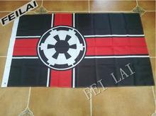 3X5FT Galactic Empire Star Wars flag banner custom flag 100D Digital Print  Free Shipping