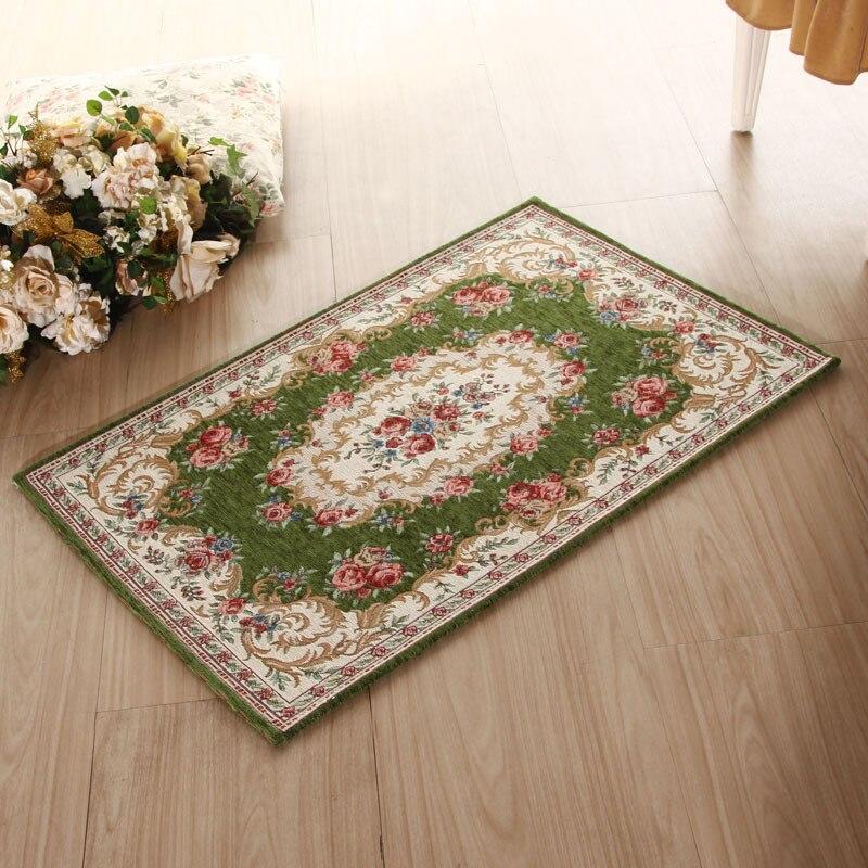 4060cm 5080cm 6090cm Bedroom Commercial Parlor Living Room Carpet Rug Blanket Slip Resistant Door Hallway Mat Pad Dt010