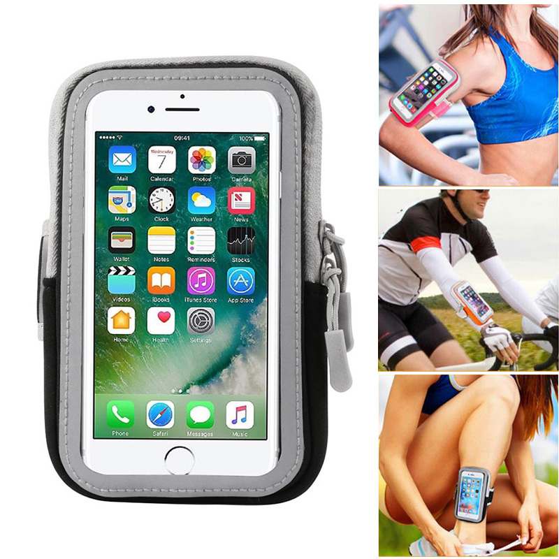 Buy Cheap Outdoor Sports Running Armband Case For Doogee Homtom Zoji Z11 Z33 Gym Waterproof Arm Phone Bag Wallet For Doogee Zoji Z6 Z7 Z8 By Scientific Process Cellphones & Telecommunications