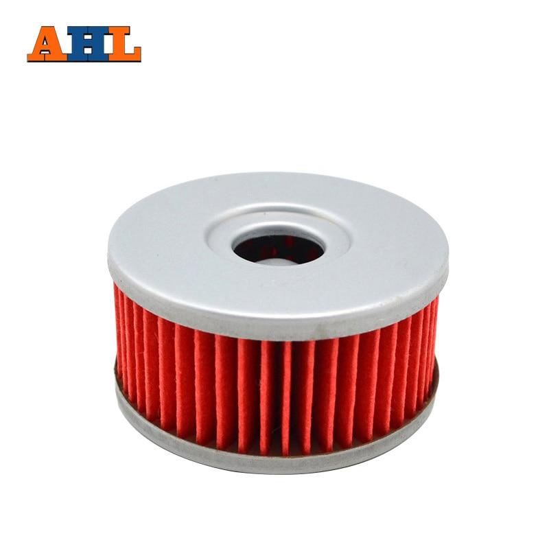 AHL Motorcycle parts Oil Grid Filter for Suzuki DR250 Djebel 250 SP250 GZ250 DR350 DR400 GN250 136