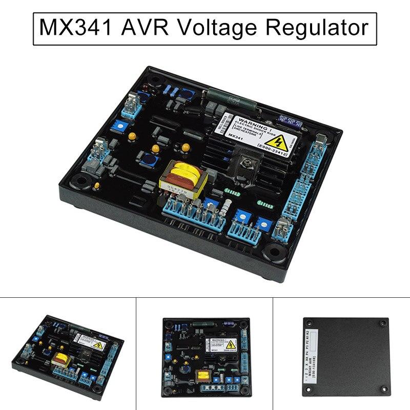 Newest 1pc Generator Voltage Regulator Generator Accessories MX341Newest 1pc Generator Voltage Regulator Generator Accessories MX341