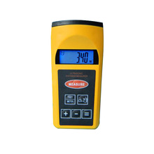 On sale Portable LCD Backlight Ultrasonic Distance Meter Laser Pointer rangefinder measuring instrument For Construction Building