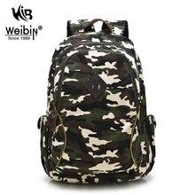 Aou herren rucksäcke frauen umhängetasche leinwand druck rucksack schultaschen für teenager jungen camouflage rucksack back pack
