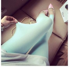 Spring Summer Style Pants Trousers For Pregnant women Modal High Elastical Leggings Maternity Candy color Cheap price