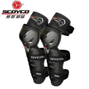 Image 1 - 오토바이 Kneepad K11 SCOYCO H11 Motocross 모터 나이트 안티 가을 승마 보호 장비 무릎 패드 PE 쉘 protetor K