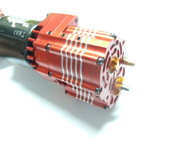 JD 72 1 64 Planetary Transmission Gear Box