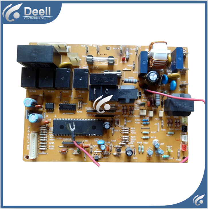95% new good working for air conditioning motherboard Computer board DKQ-KT-02A-04-01 good working