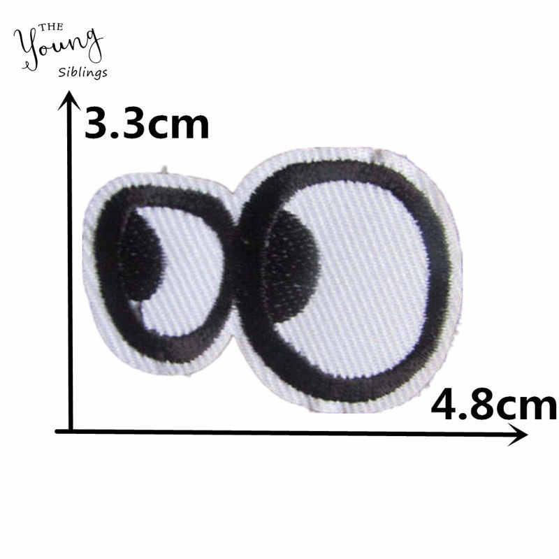 Stile di modo Dei Capretti Patch di Paillettes Hot melt adesivo Applique Del Ricamo FAI DA TE Accessori di Abbigliamento Toppe e Stemmi Strisce Forniture Per Cucire