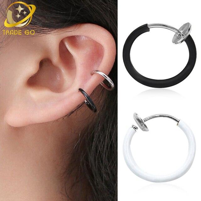 no hole earrings fashion jewelry ear cuff clip on earrings for women brinco  earcuffs clip earrings without piercing nose clip bb1ce838eeff