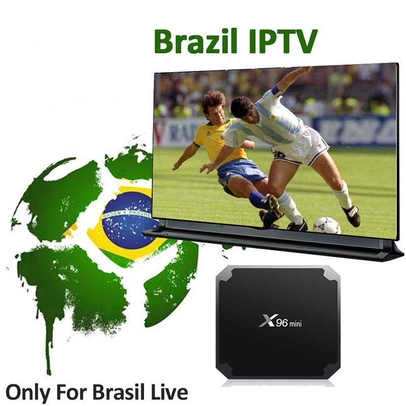 Iptv Brasil Brazil Adult Canais Do Brasileiro 1 ano latin Subscripion Iptv M3U Code For Iphone Smart X96mini Tv Enigma2 htv Box