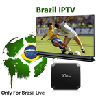 Iptv Brasil Brazil Adult Canais Do Brasileiro 1 ano latin Subscripion Iptv M3U Code For Iphone Smart X96mini Tv Enigma2 Mag Box