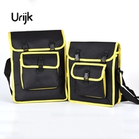 Urijk S L Oxford Tool Bag Multifunction Electrician Network Repairing Set Waterproof Wearable Buckle Strap Thickening
