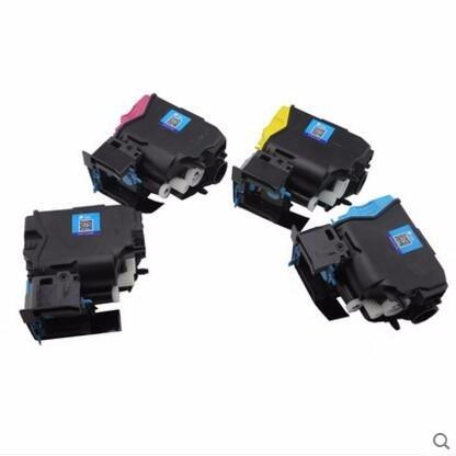 Pour Epson S050750 S050749 S050748 S050747 Couleur Cartouche De Toner, Pour Epson Aculaser C 300 DN C300 C300dn Imprimante Recharge de toner, 4 PC