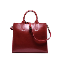 Hot Sales High Quality First Layer Cow Leather Women S Leather Bags Large Capacity And Simple