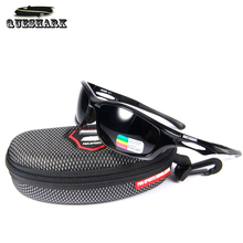 Queshark TR90 Uv400 Professional Polarized Cycling Sunglasses Bike Goggles Fishing Ski Glasses Sports Bicycle Sunglasses Eyewear