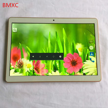BMXC 9.6 inch 3G 4G Lte The Tablet PC Octa Core 4G RAM 32GB ROM Dual SIM Card Android 5.1 Tab GPS bluetooth tablets  + Gifts