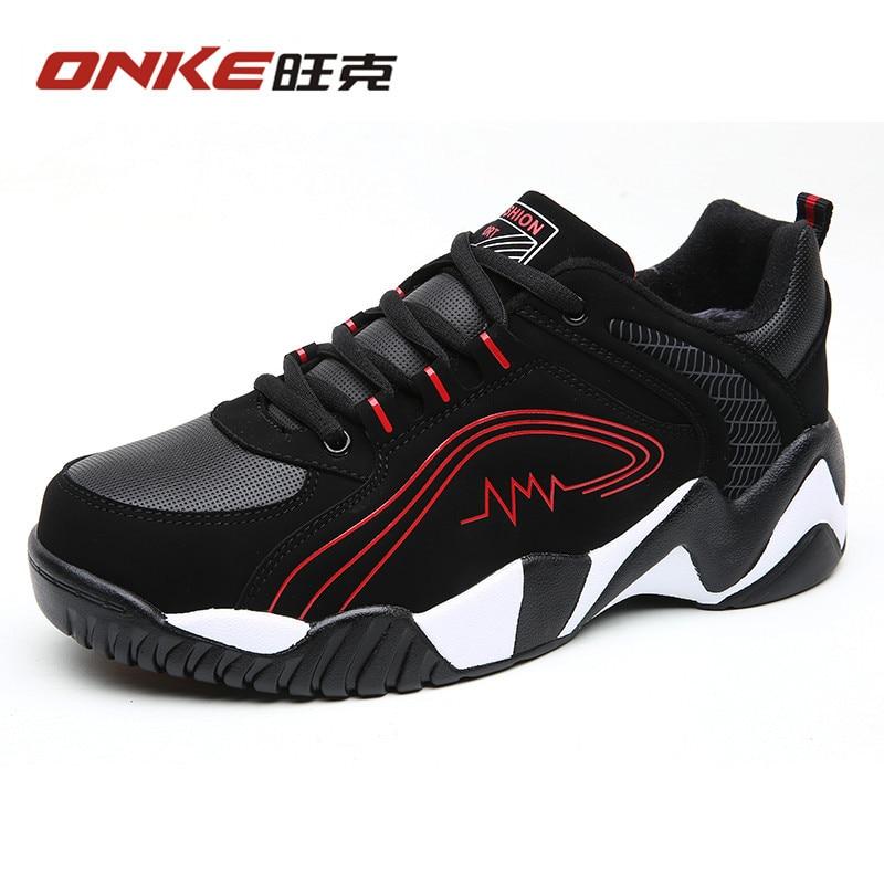 2017Onke brand winter sports shoes mens waterproof sports trainer mens shoes sports shoes Chaussure De sports running 932