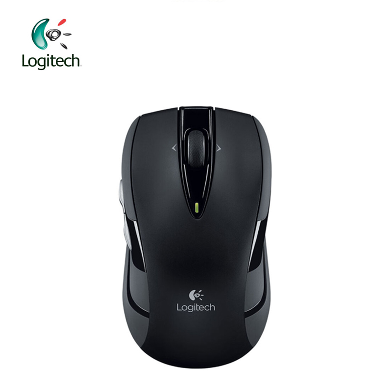 Original Logitech Mouse M546 Wireless Mouse for PC Game Remote Support Official Verification support Windows 7/8/10 Max OS Linux logitech m570 2 4g wireless gaming mouse optical trackball ergonomic mouse gamer for windows 10 8 7 mac os support official test