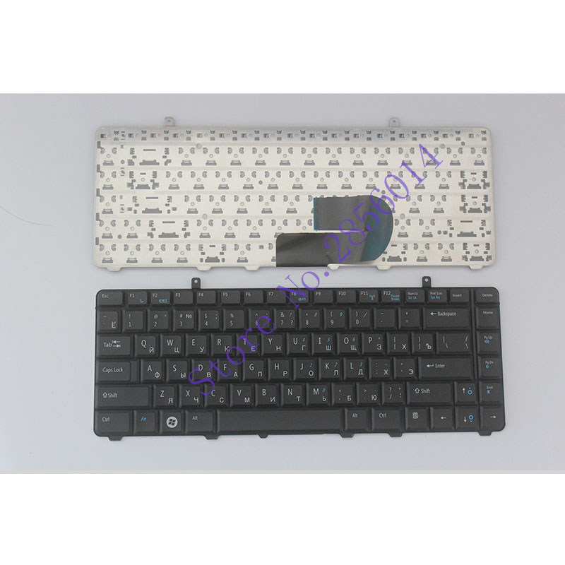 Russian Keyboard for Dell A840 a860 vostro 1014 1015 1088 PP37L R811H 0R811H R818H 0R818H PP38L RU Black laptop keyboard russian keyboard for dell a840 a860 vostro 1014 1015 1088 pp37l r811h 0r811h r818h 0r818h pp38l ru black v080925bs1