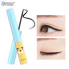 Очаровательная черная стойкая Водостойкая Подводка для глаз жидкая 4g макияж для глаз бренд HengFang#52262