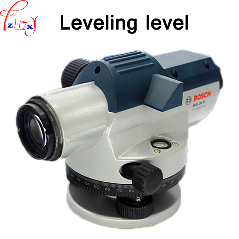 Automatic anping engineering leveling instrument GOL32D 32X high precision leveling instrument dustproof splash level 1pcAutomatic anping engineering leveling instrument GOL32D 32X high precision leveling instrument dustproof splash level 1pc